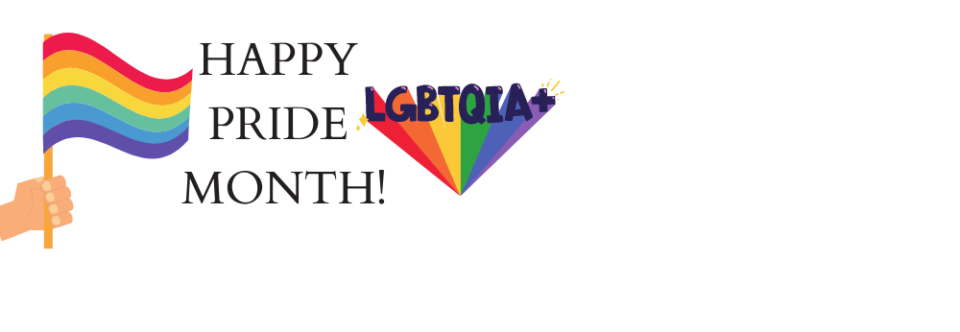 June is Pride Month.