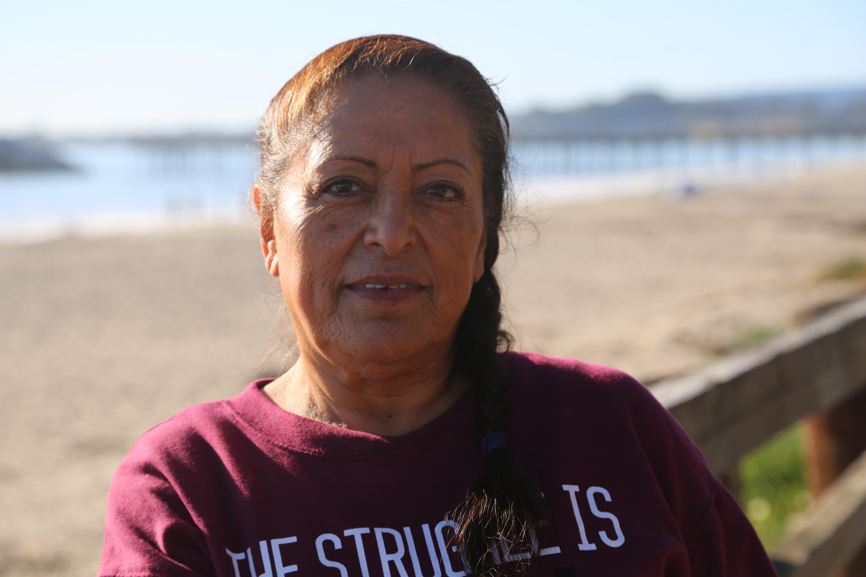 Maria Campos : Advocate