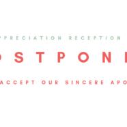 Donor Appreciation Reception